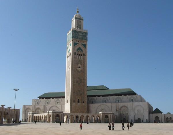 La mosquee hassan ii casablanca for Mosquee hassan 2 interieur